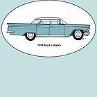 1959 Buick LeSabre custom colour by Sharon K