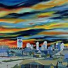 Beloved Nashville by Angelique  Moselle