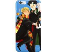 Potterlock - Sherlock/John case iPhone Case/Skin