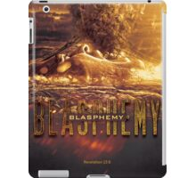 Blasphemy iPad Case/Skin