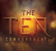 The Ten Commandments by seraphimchris