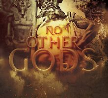Commandment 1 - No Other Gods by seraphimchris