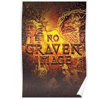 Commandment 2 - No Graven Image Poster