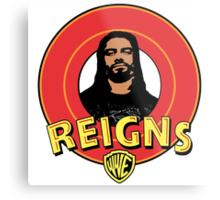 Looney Reigns (Logo) Metal Print