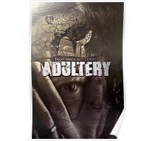 Commandment 7 - Adultery  Poster