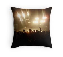 And the crowd goes Wild..... Throw Pillow