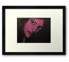 Nightowl  Framed Print