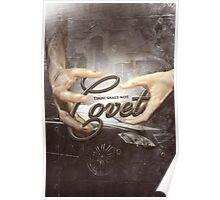 Commandment 10 - Thou Shalt Not Covet Poster