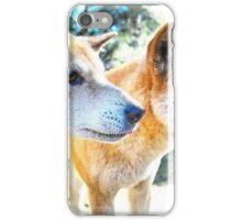 Australian Native Dingoes: Tyipa & Cooinda iPhone Case/Skin