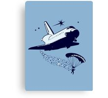 Houston, We Have a Problem Canvas Print