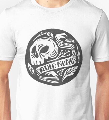 Quid Nunc Unisex T-Shirt
