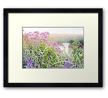Summer Serenade... Framed Print