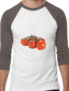 Tomatoes Men's Baseball ¾ T-Shirt