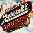 Rexall Drugs by Van Cordle
