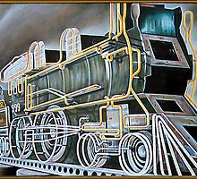The Empire State Express by Van Cordle