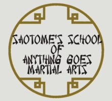 Anything Goes Martial Arts Alternative by huntj09