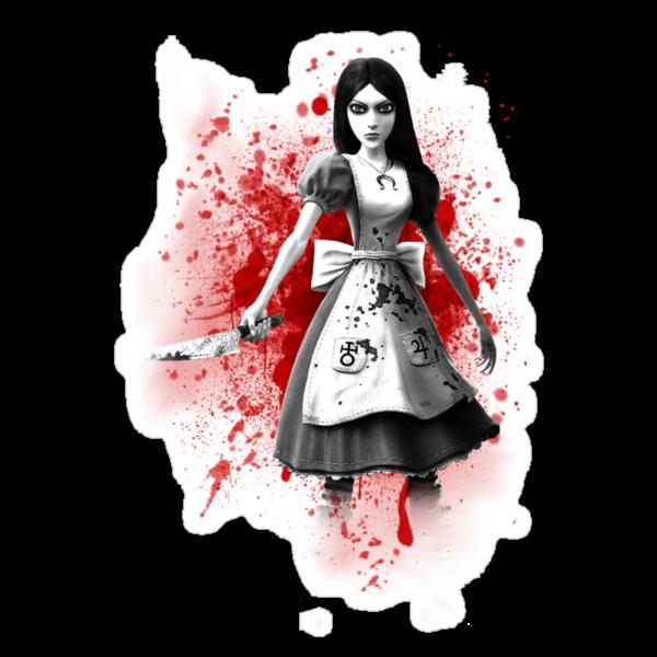 Alice: Madness Returns by huntj09