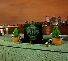 9/11 Memorial  Jersey City N.J. by pmarella