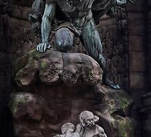 Children of a Forgotten Fantasy by Peter Kurdulija