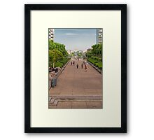 La Defense, Paris, France #8 Framed Print