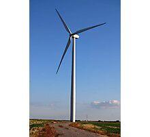 Wind Farms Photographic Print