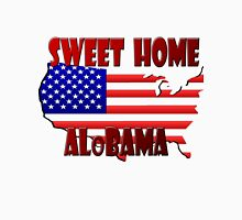 Sweet home AlObama Womens Fitted T-Shirt