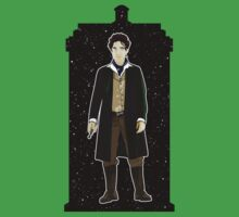 Eighth Doctor and The TARDIS Kids Clothes