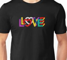 IN LOVE ANYTHING GOES ! Unisex T-Shirt