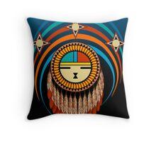 Cosmic Radiance Throw Pillow