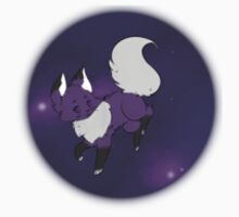 Space fox . 1  by Tatltea