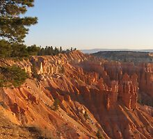 Amphitheaters in Bryce Canyon National Park in Utah, USA by loiteke