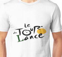 Tour de Lance      Lance Armstrong Unisex T-Shirt