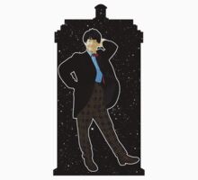 Second Doctor and The TARDIS Kids Clothes