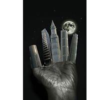 City Boy Photographic Print