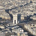 Arc De Triomphe by Honor Kyne