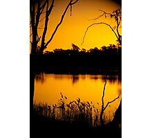 Murray River Loxton Photographic Print