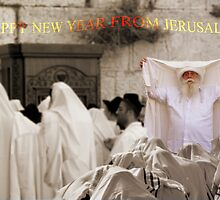Happy new year - English by Moshe Cohen