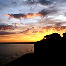 Pegwell Bay Sunset II by Melissa Contreras
