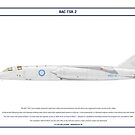BAC TSR-2 XR219 by Claveworks