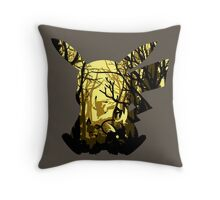 Eletric Forest Throw Pillow