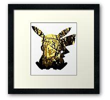 Eletric Forest Framed Print