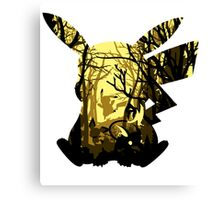 Eletric Forest Canvas Print