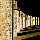 Pillars by richbos