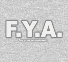F.Y.A by Sharon Stevens