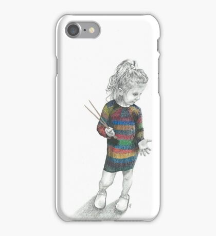 Knitted Dress iPhone Case/Skin