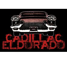 Cadillac Eldorado tribute Photographic Print