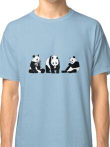 Funny panda party Classic T-Shirt