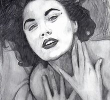 Sherilyn Fenn Twin Peaks by Jason Kelly