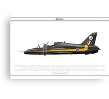 Hawk GB 2 Canvas Print