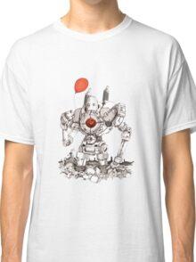 Junk Bot Blues Classic T-Shirt